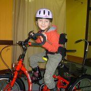 Spendenprojekt-Fahrradhaus-Therapieflitzer